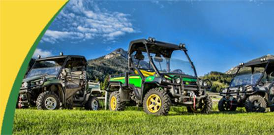 John Deere Gator Utility Vehicles For Sale