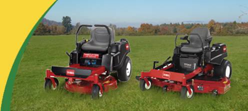 Toro Zero Turn Lawn Mowers for sale