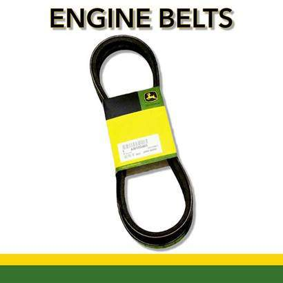 John Deere Engine Belts