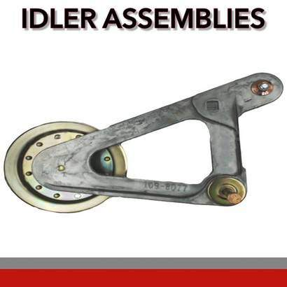 Exmark Idler Assemblies and Parts