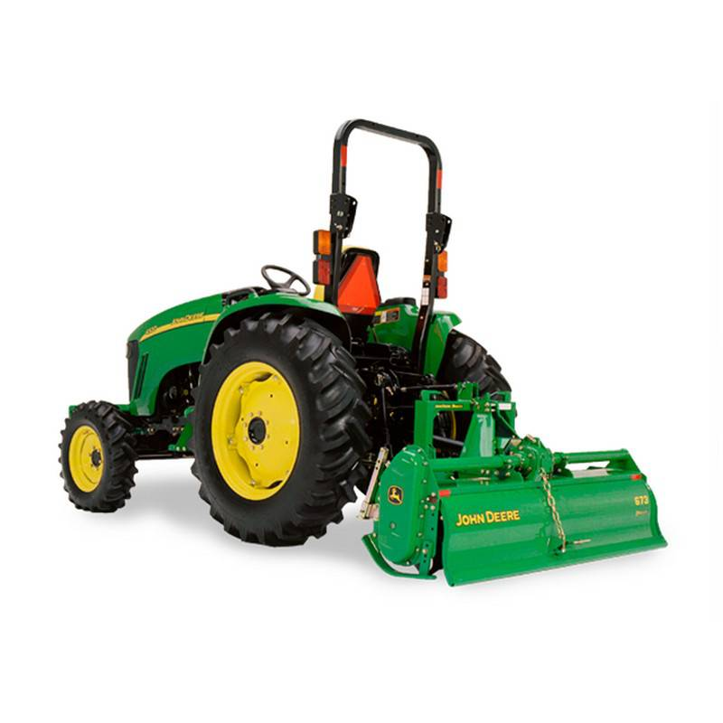John Deere 4520 Compact Utility Tractor | Mutton PowerMutton Power Equipment