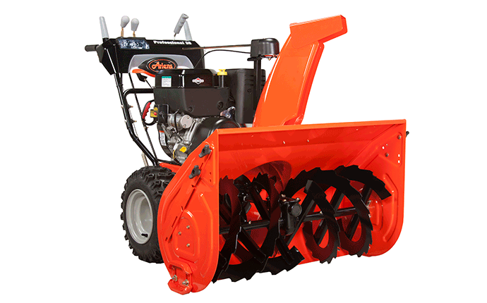 Industrial Snow Thrower : Two stage snowblower buying guide
