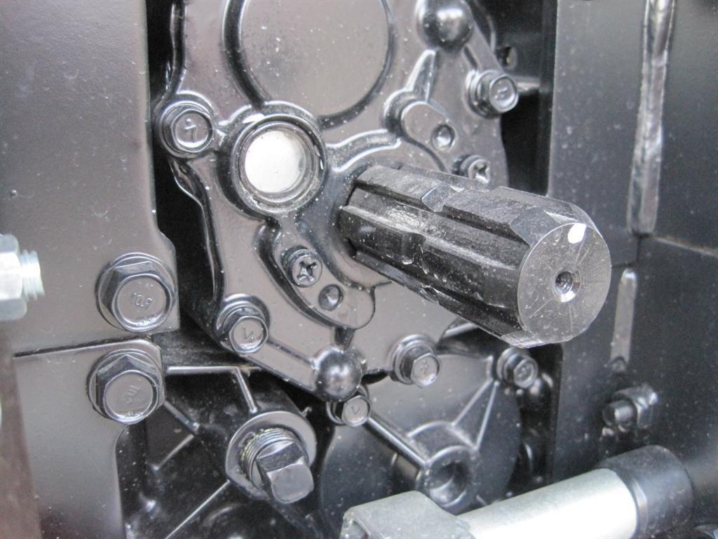 Tractor Power Take Off : What is pto