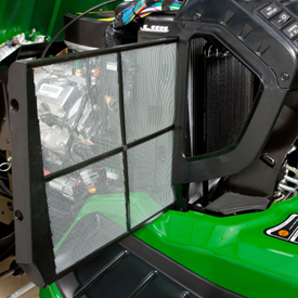 John Deere X700 Model Changes