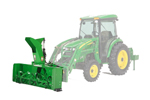 Snow Blower Attachments for John Deere Tractors