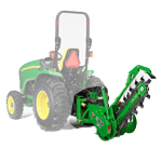 Trencher Attachments for John Deere Tractors
