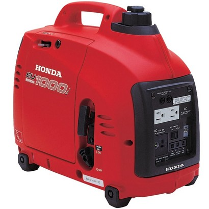 Honda EU1000i portable Generator from Mutton Power Equipment