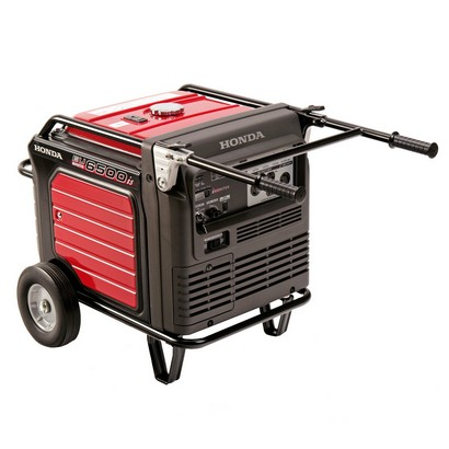 Honda EU6500iS Super Quiet Portable Generator from Mutton Power Equipment