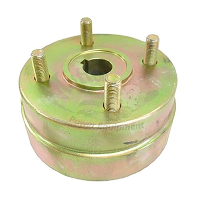 Exmark Wheel and Hub Assembly 103-0590