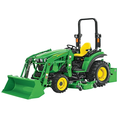 John Deere 2032R Compact Utility Tractor at Mutton Power Equipment