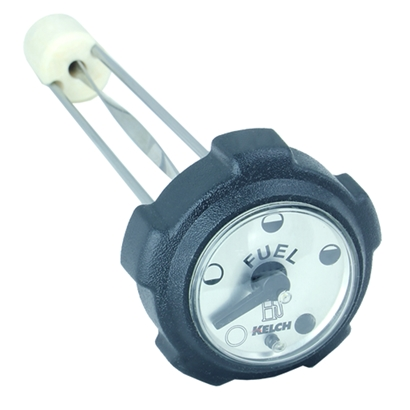 John Deere Fuel Cap Gauge - AM143246