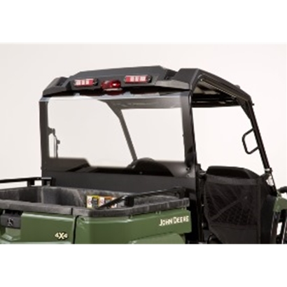 John Deere Gator OPS Poly Rear Window (BM23864)