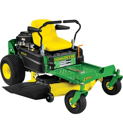 John Deere Z355E Zero Turn Mower
