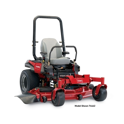 Toro 60 inch Titan HD 2000 Zero Turn Mower (74462)