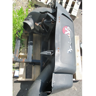 Exmark Bagger for 604 deck