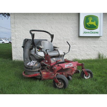 Used Exmark Lazer Z HP 23hp Commercial Zero Turn Mower with Bagger