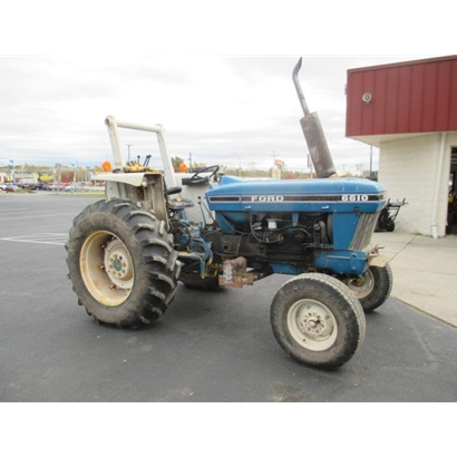 Used Ford 6610 Tractor