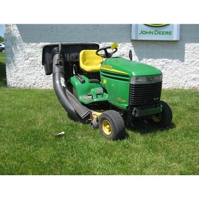 Used John Deere LX266 Riding Mower