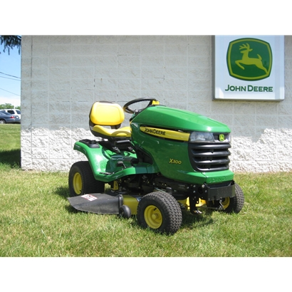 Used John Deere X300 Riding Mower Lawn Tractor