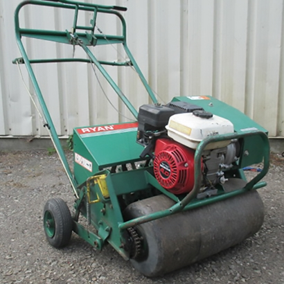 Ryan Lawnaire V with Aerator for sale at Mutton Power Equipment