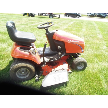 Used Simplicity Regent Lawn Tractor