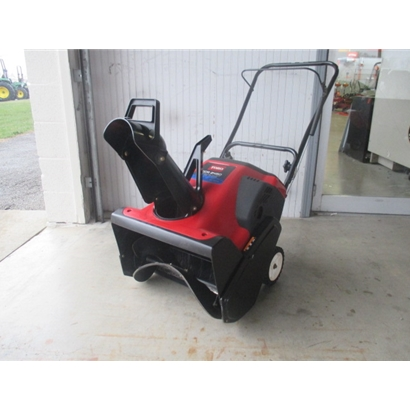 Used Toro CCR2450 2-Cycle Snowblower