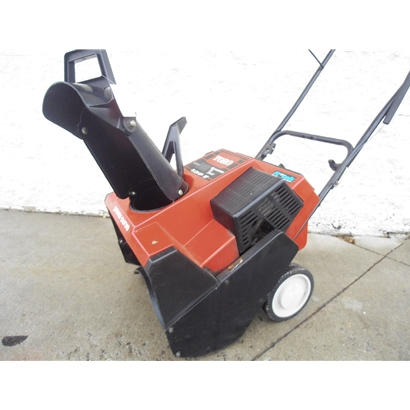 Used Toro CCR2450 2-Stage Snowblower