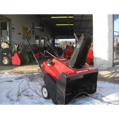 Used Toro CCR3000 2-Cycle Snowblower