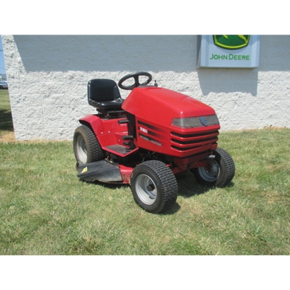 Used Toro Wheel Horse Lawn Tractor
