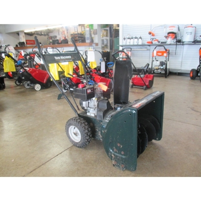 Used Two Stage Snowblower