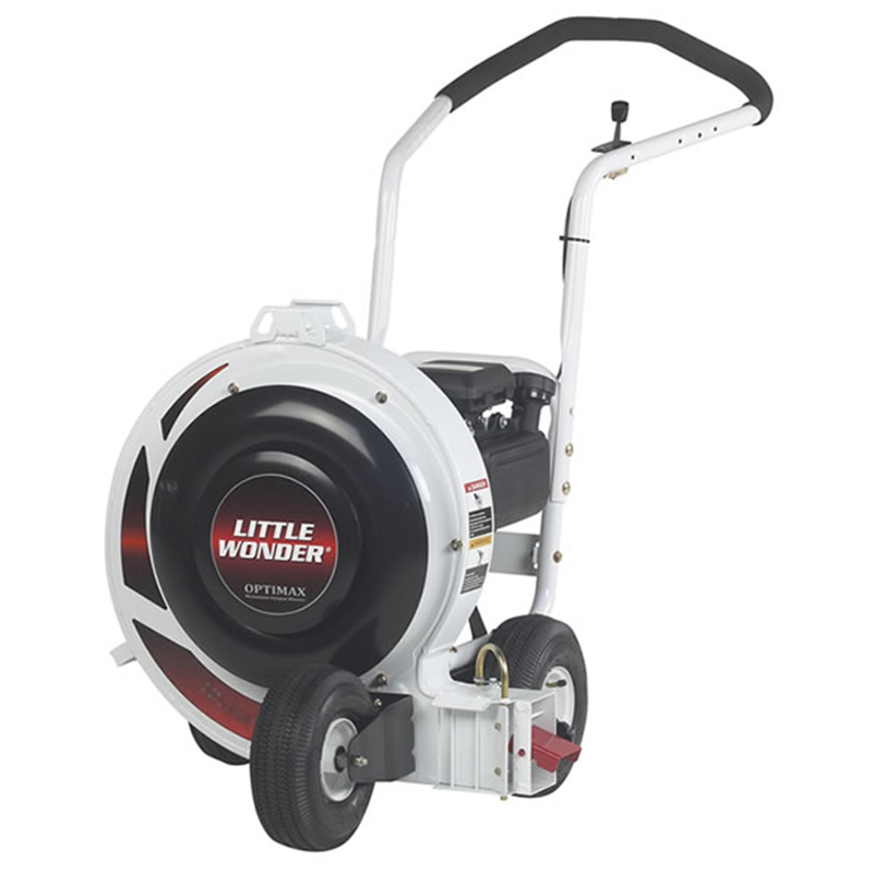 Little Wonder Optimax Wheeled Blower With Honda Engine