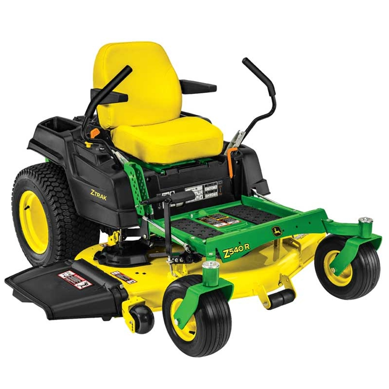 how to build a powerful lawn mower faster