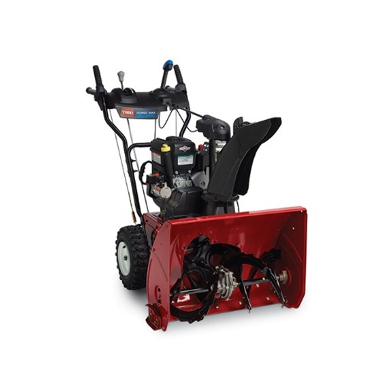 Two Stage Blower : Toro power max oe quot stage snowblower