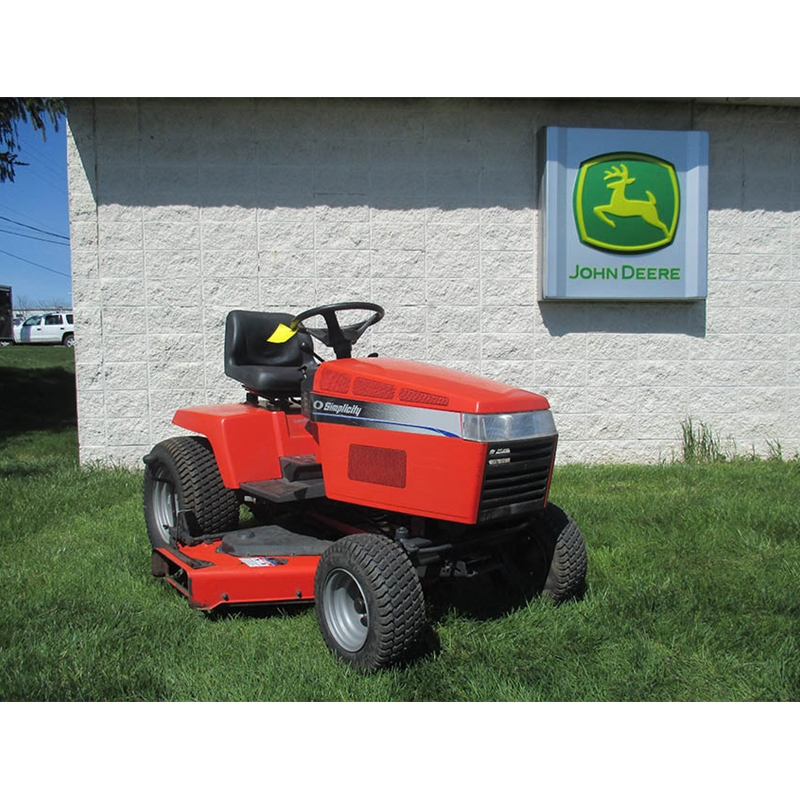 Simplicity Lawn Mowers Mutton Power Equipment Autos Post