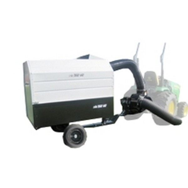 Trac Vac 854 Pto Driven Leaf Collection System