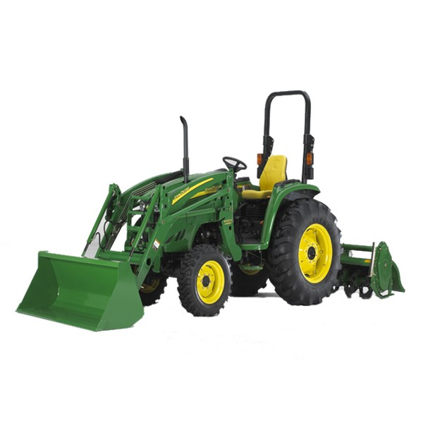 John Deere Front Hood : John deere cx front loader mutton power equipment