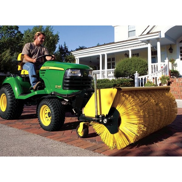 John Deere 52 Quick Hitch Rotary Broom For At Mutton Equipment