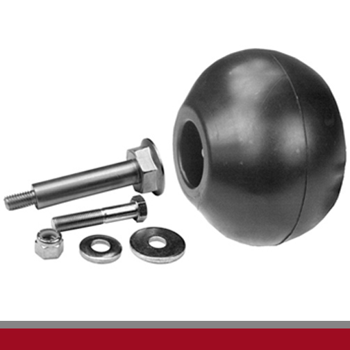 exmark anti-scalp wheels and parts
