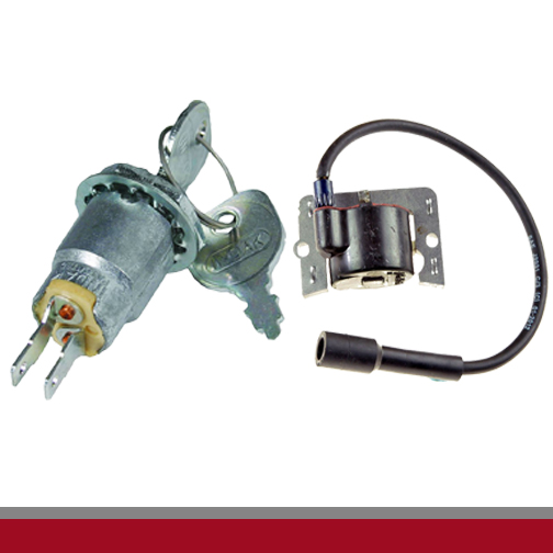 exmark ignition parts