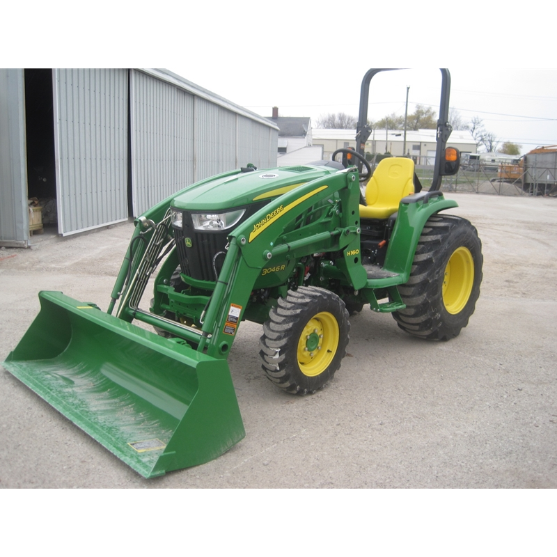 Tractor Parts Icon : John deere r compact utility tractor