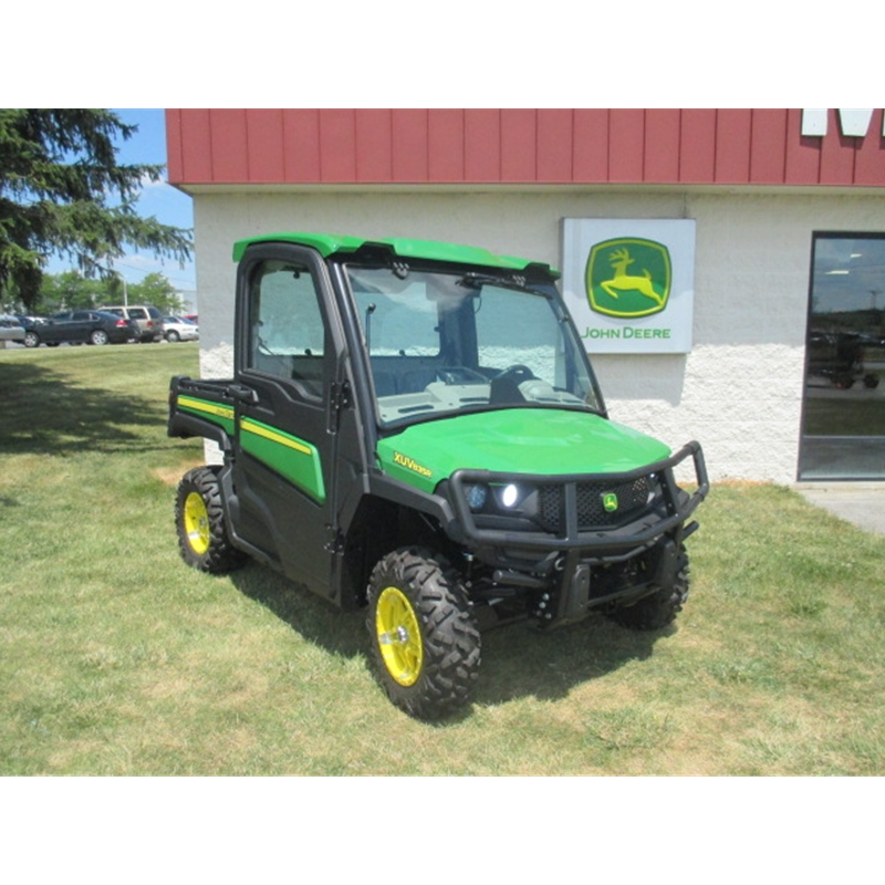 john deere xuv 835r gator utility vehicle mutton. Black Bedroom Furniture Sets. Home Design Ideas