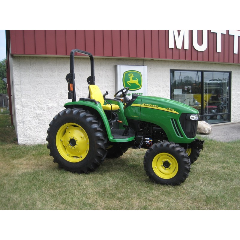 John Deere 4520 Compact Utility Tractor | Mutton Compact ...
