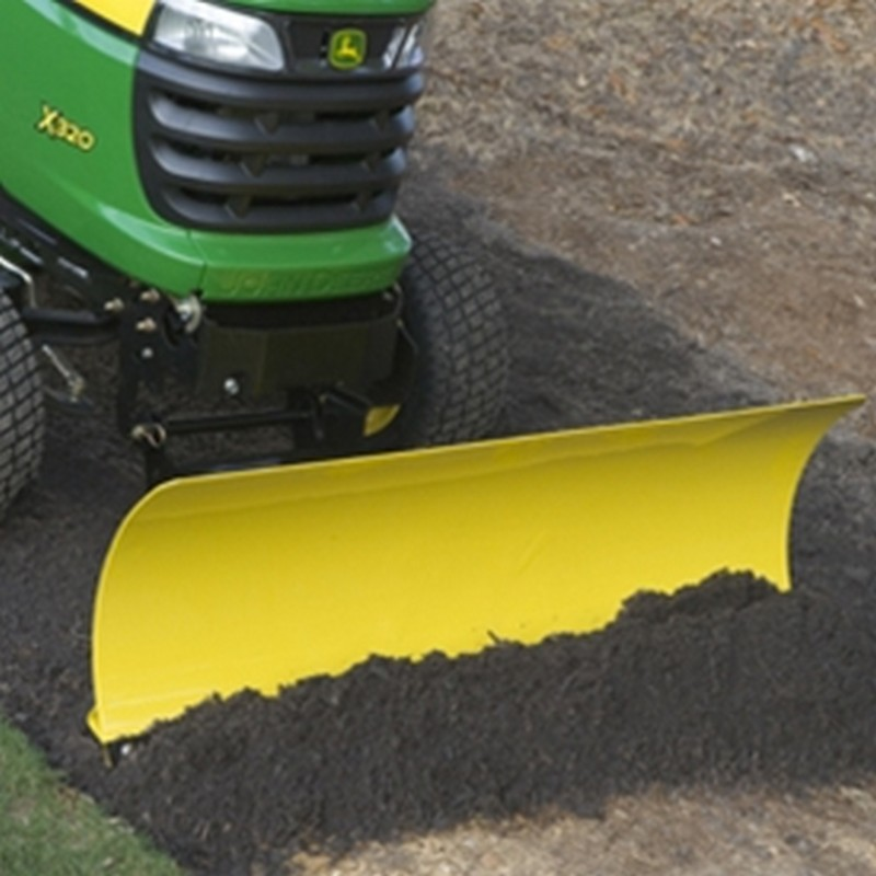 John Deere 44 Front Blade For By Mutton Equipment Zoom