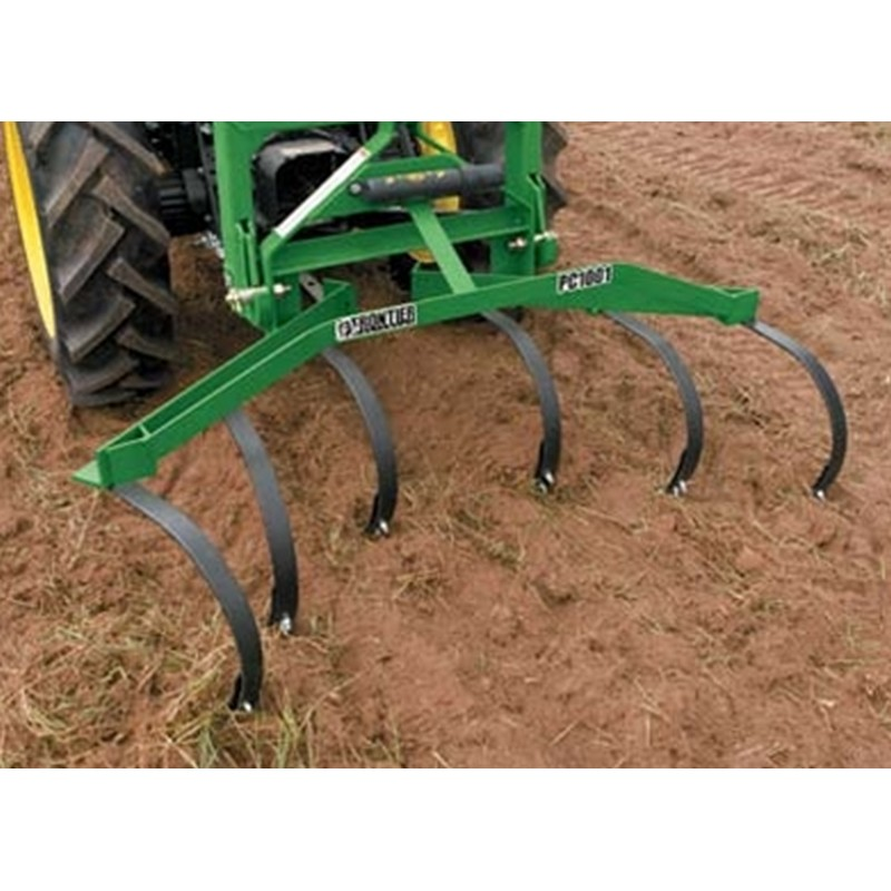 Tractor Tiller Attachment : Frontier one row cultivator pc mutton tractor