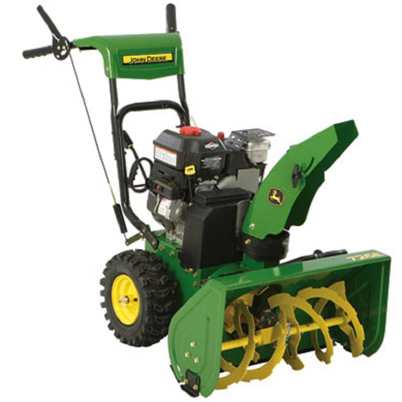 John Deere Snow Blower And Blade Parts